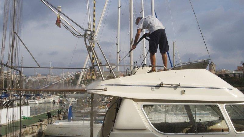 Todo lo necesario para limpieza de barcos blog for Todo sobre barcos