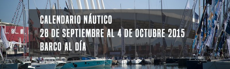 calendario nautico 28 sept al 4 oct