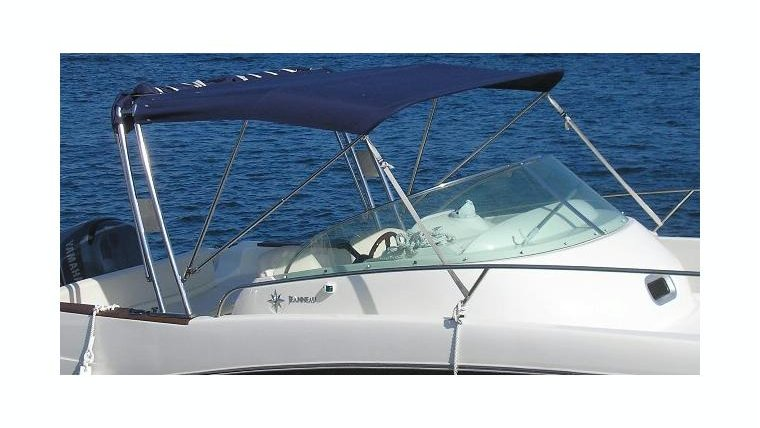 instalar un toldo bimini en tu barco blog